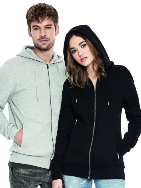 Jogging Zip-Up Hoody