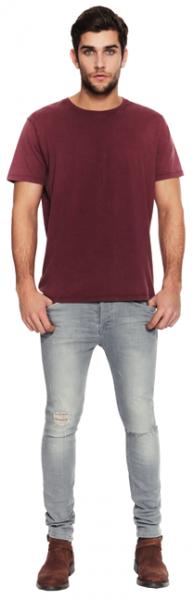 Stone Wash Jersey T-Shirt